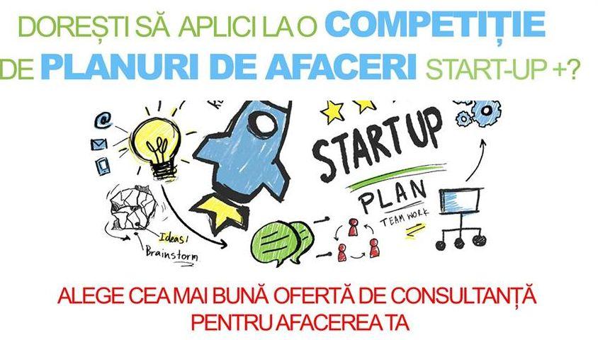 Scriere planuri de afaceri Startup Plus