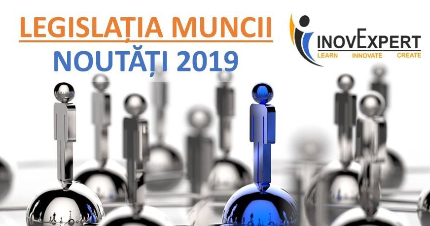 Conferinta Legislatia Muncii – Noutati 2019, Bacau, 8 mai 2019