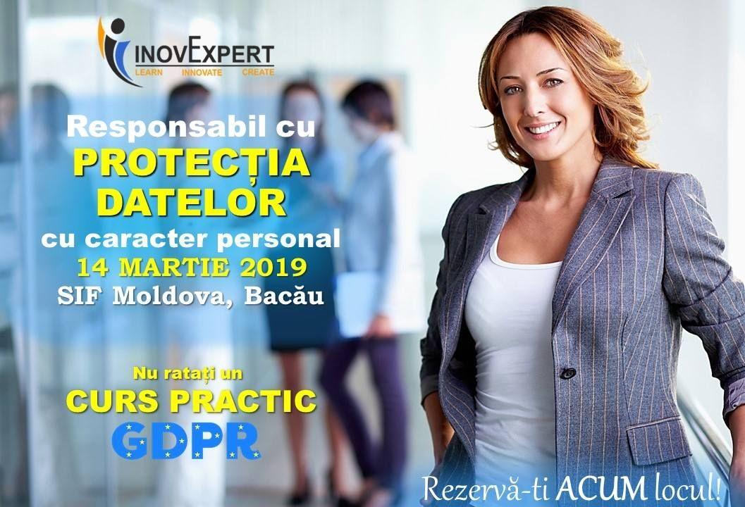 Sesiune de instruire practica pentru DPO, 14 martie, Bacau