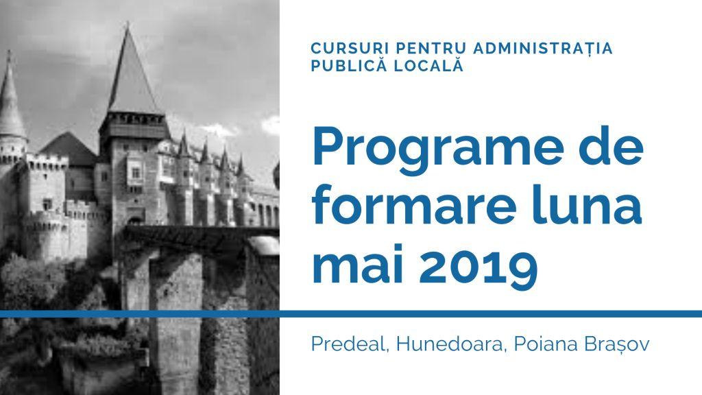Nou!! Program de informare si schimb de experienta pentru UAT!! Predeal, Hunedoara, Poiana Brasov