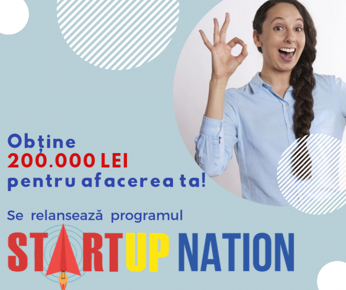 Se relanseaza Startup Nation!